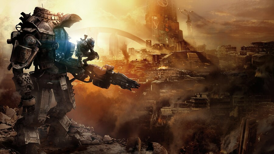 Apex Legends Players Hack The Game With A 'Save Titanfall' Message