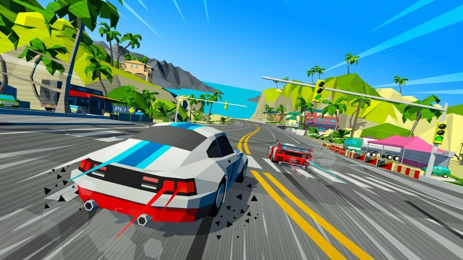 Xbox Insiders Can Play Hotshot Racing For Free This Weekend