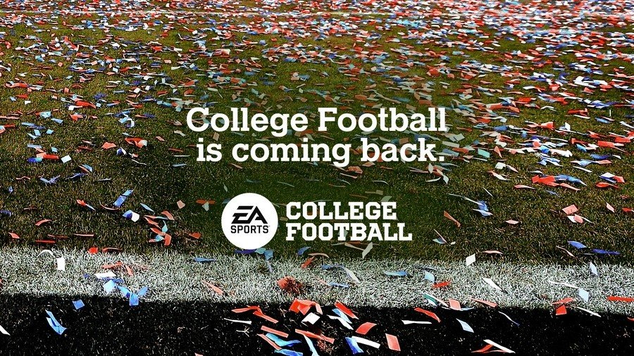 You're Not Dreaming, EA Sports Is Officially Bringing Back College Football
