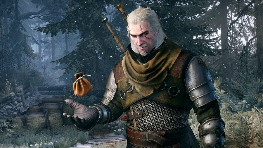 The Witcher 3 May Be Using Mods For Xbox Series X Version