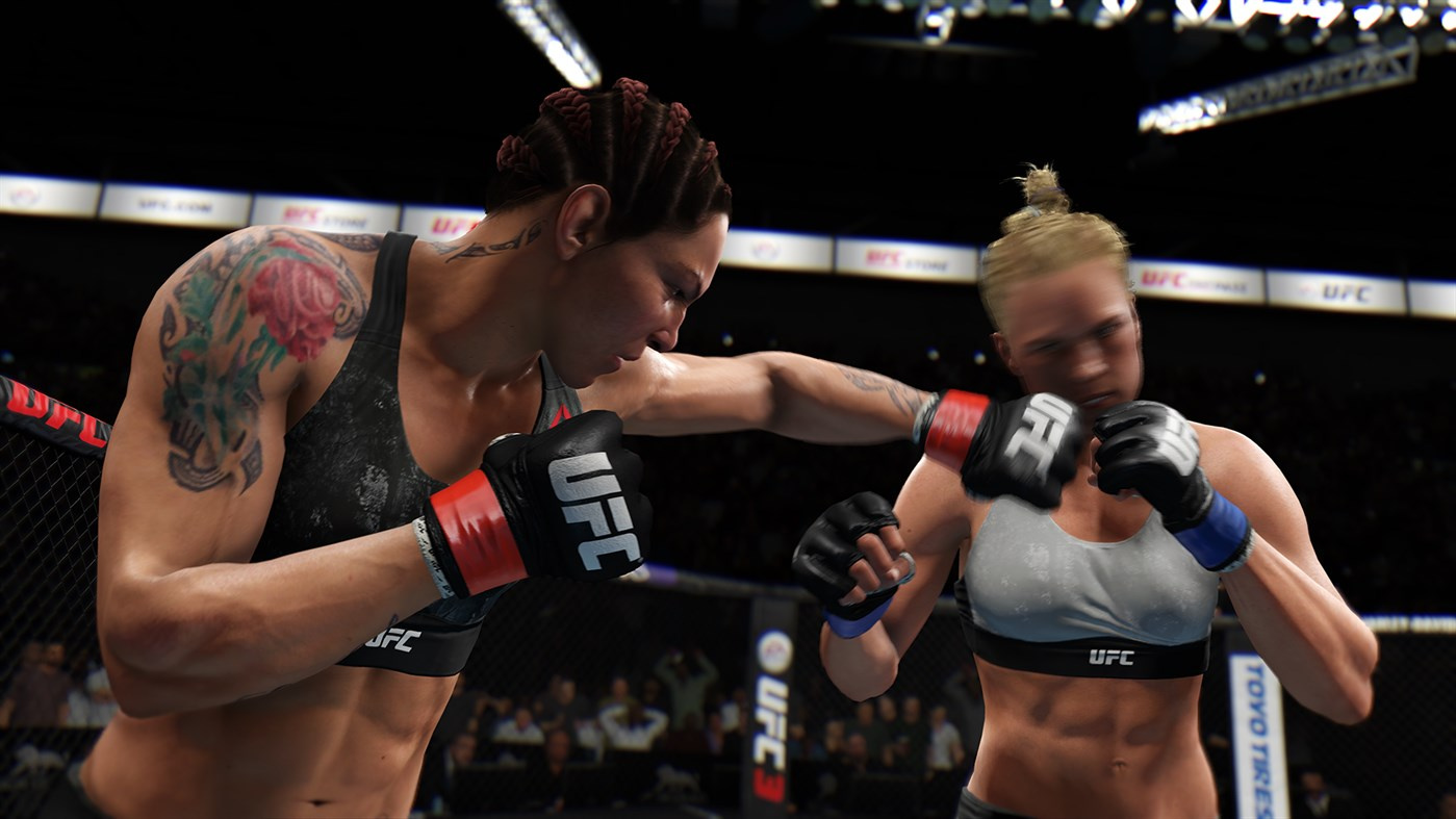 download ufc 4 on android