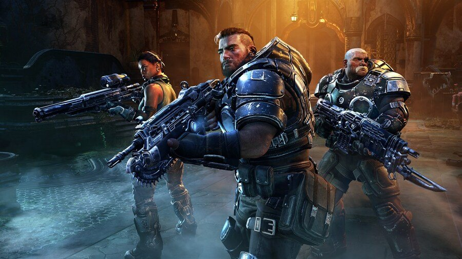 Gears Tactics Is Now Available To Pre-Load On Xbox One