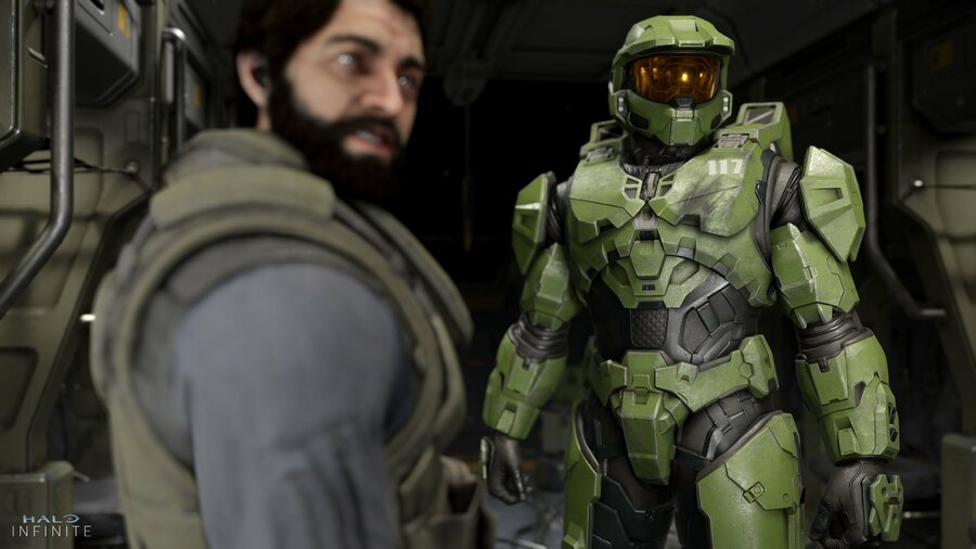 Halo Infinite Teaser Watched By Millions Within First Few Hours