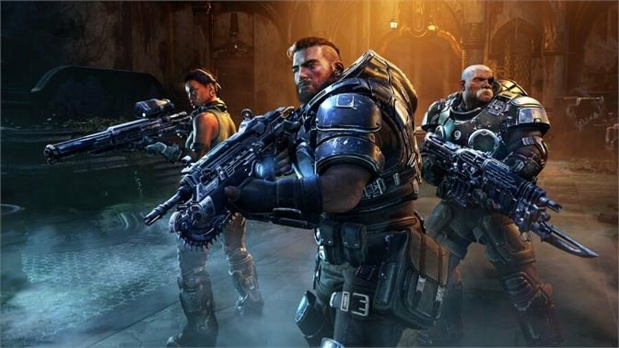 Gears Tactics Officially Arrives On Xbox Series X This Holiday