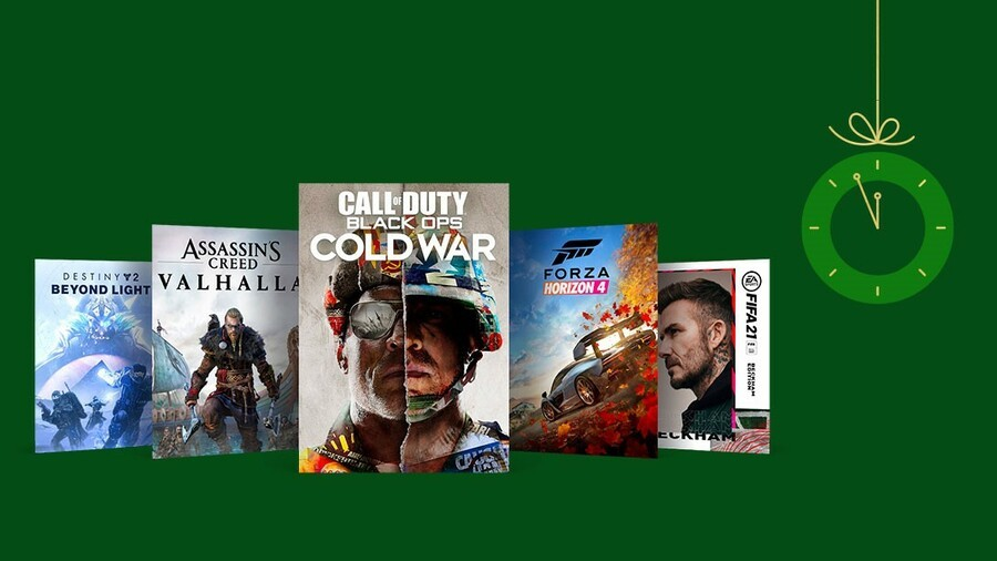 Xbox Countdown Sale 2020 Now Live, 800+ Games Discounted