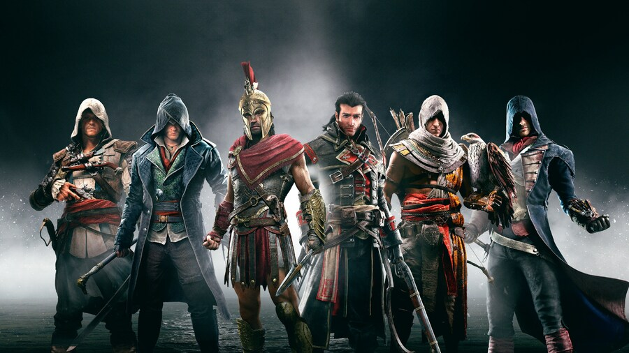 Pick One: Which Is Your Favourite Assassin's Creed Game?