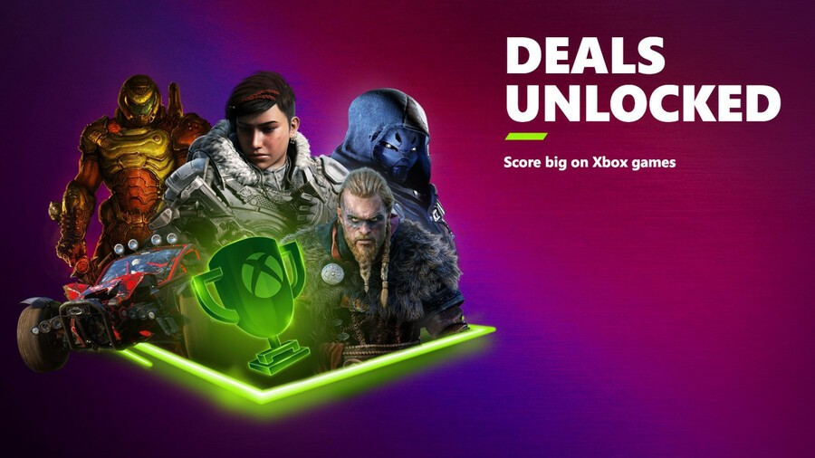 Xbox Is Hosting A Huge E3 Sale With Over 500 Games Discounted
