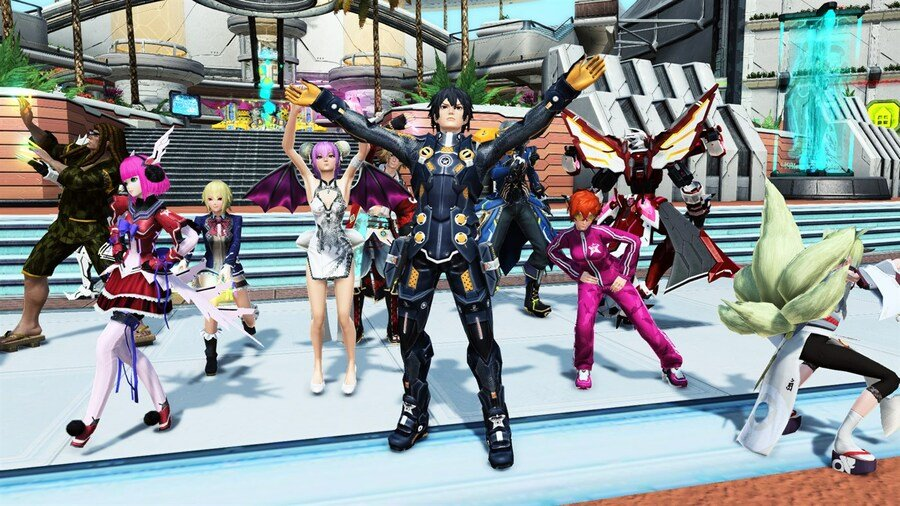 Phantasy Star Online 2 For PC Is Now Available In North America