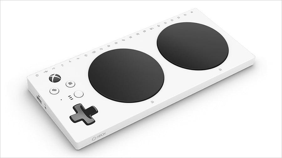 The Xbox Adaptive Controller Looks Nothing Like The Original Prototype