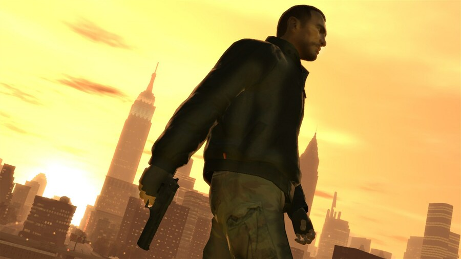 Grand Theft Auto IV Was Released 12 Years Ago Today