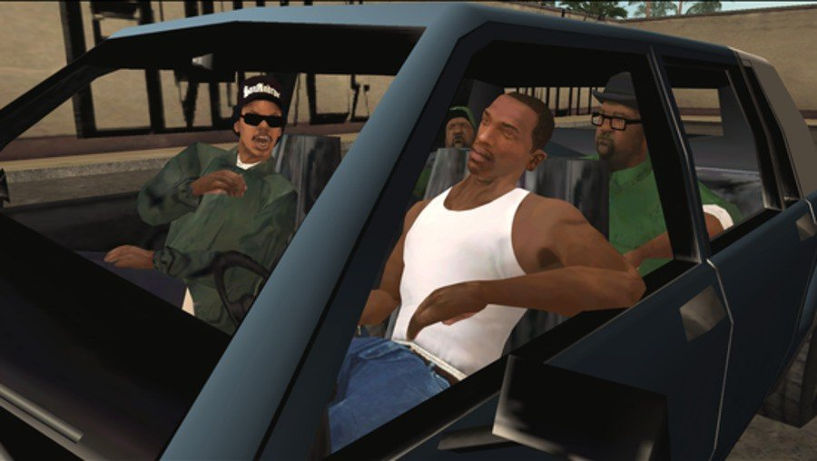 Take-Two Working On Three Unannounced Remasters, Some 'Almost Certainly' GTA