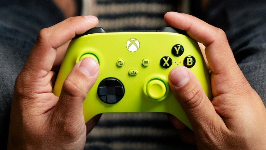 Gallery: Xbox Fans Share A Look At The New Electric Volt Controller