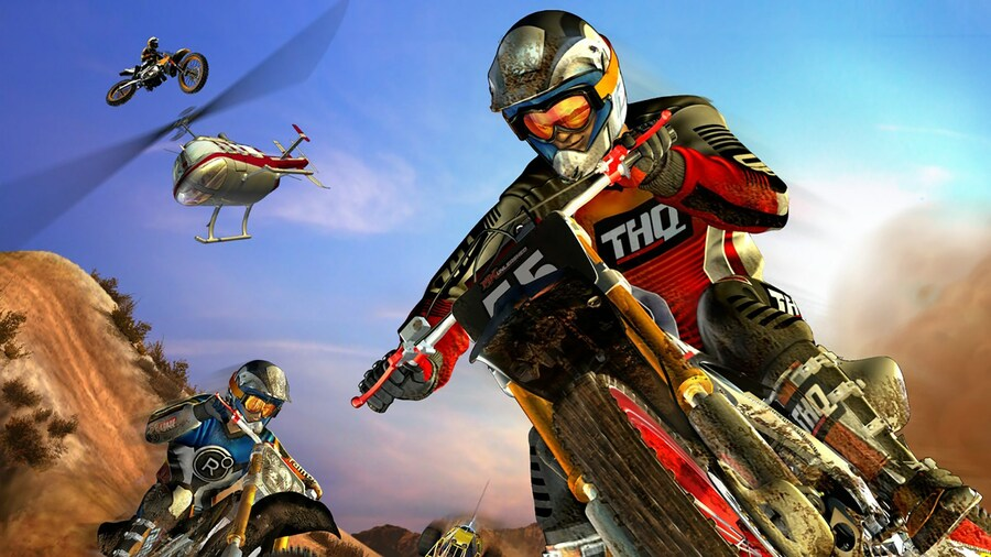 MX Unleashed Is Also Currently Free With Xbox Live Gold