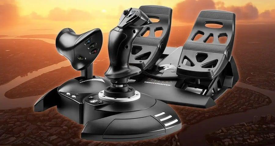 Xbox dévoile une nouvelle gamme d'accessoires pour simulateur de vol Microsoft