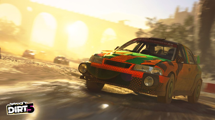 Codemasters' Dirt 5 Has Been Delayed, But Only By A Week