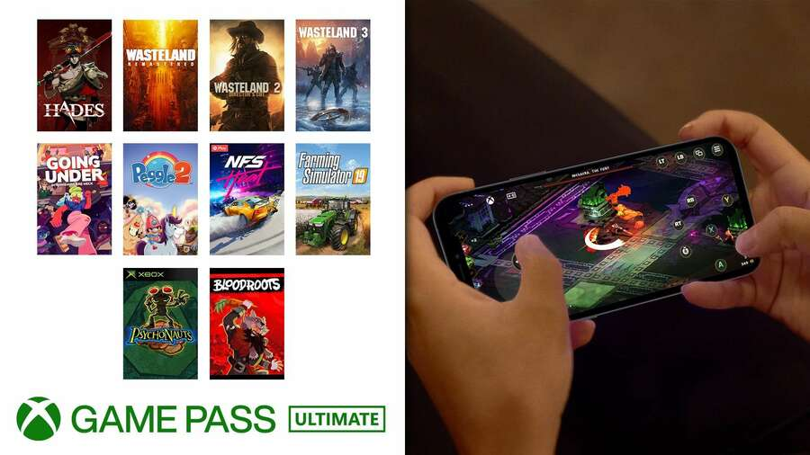 Xbox Touch Controls Has Been Added To Ten More Games