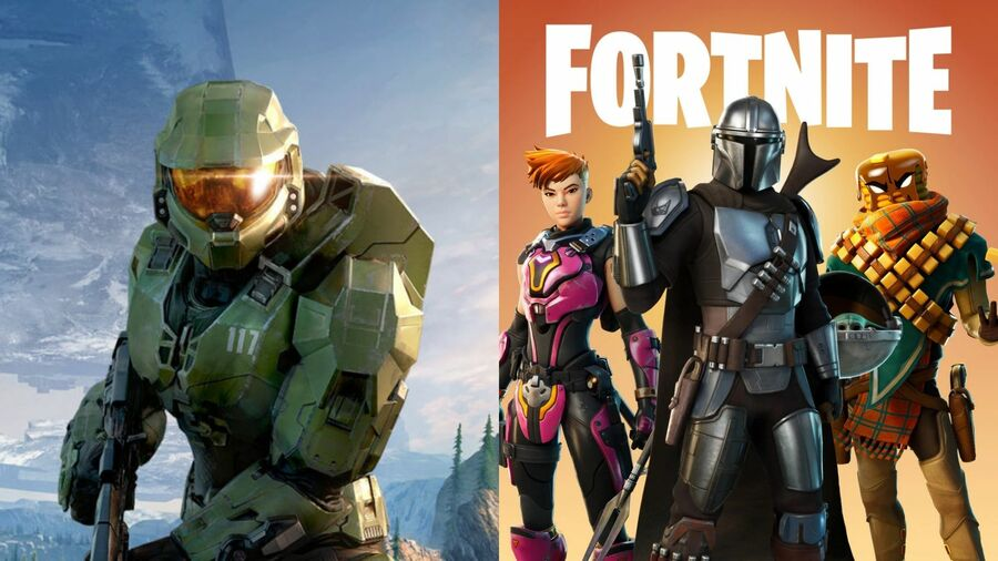 Rumour: Is A Halo x Fortnite Crossover In The Works?