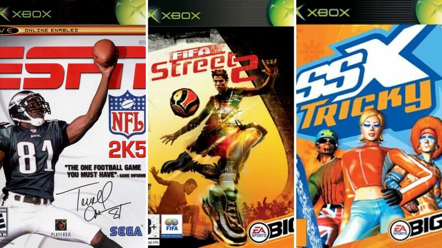 Pick One: Which Of These Xbox Sports Games Would You Make Backwards Compatible?