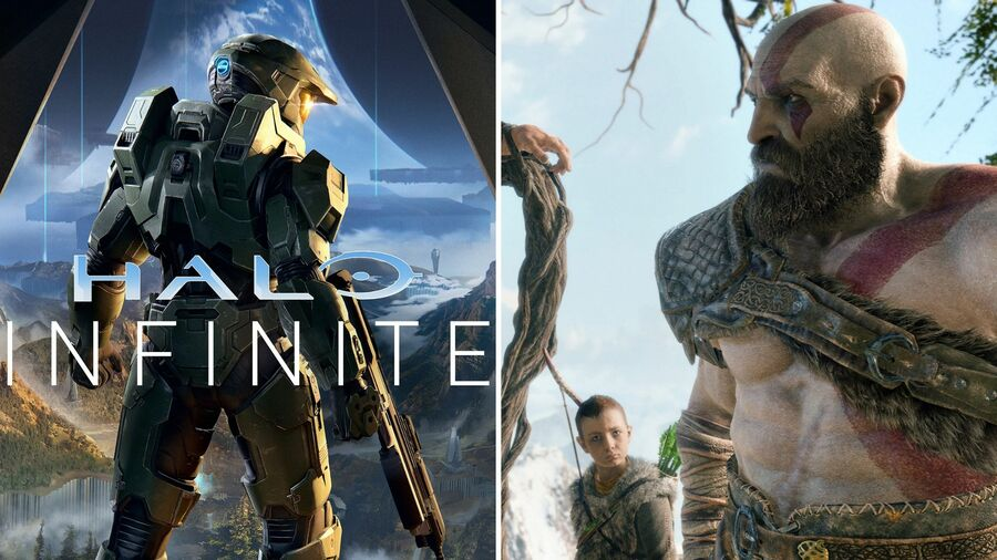 Rumour: Halo Infinite Has Something 'Really Cool' In Common With God of War