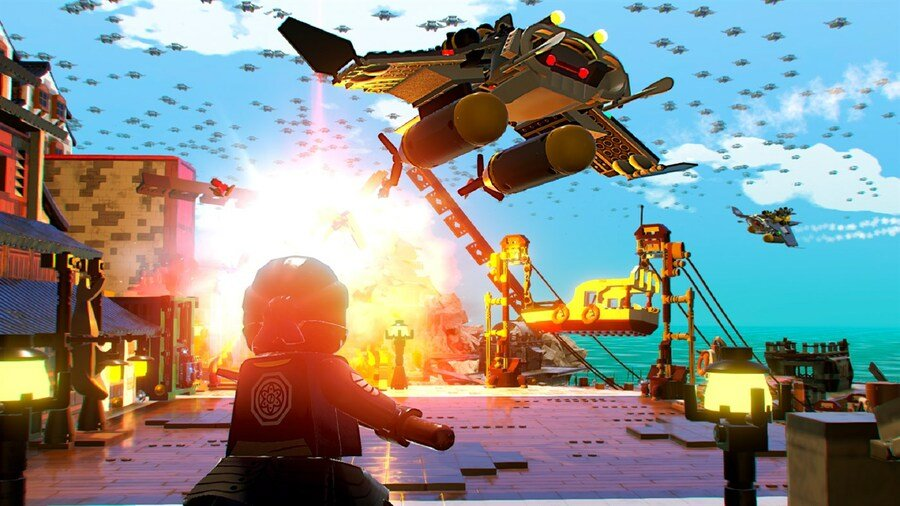 Reminder: Today Is Your Last Chance To Get The Lego Ninjago Movie Video Game For Free