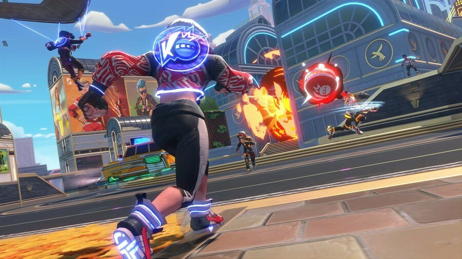 Knockout City Season 2 Brings A New Map, Ball, Playlists, And More