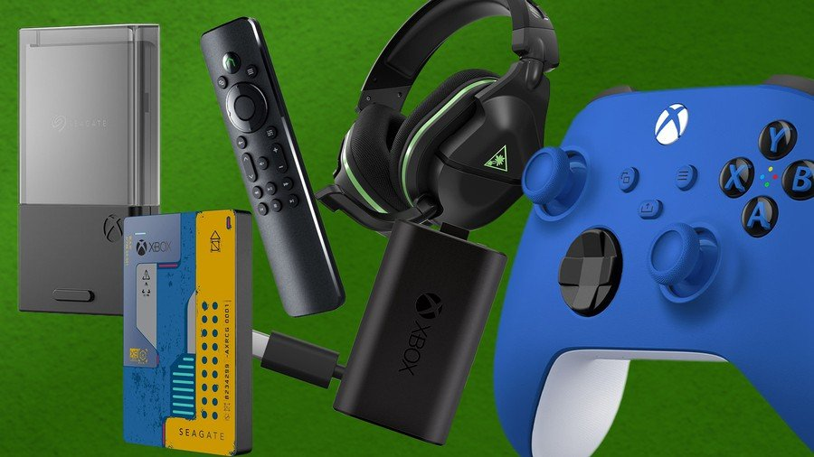 Best Xbox Series X Controllers And Accessories