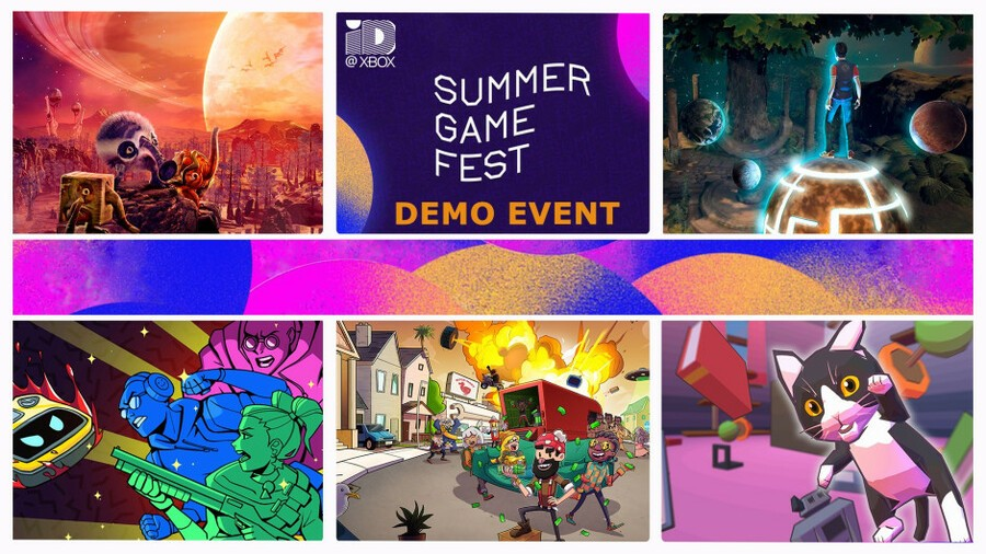 Xbox Summer Demo Fest Now Live, Download These 40+ Games