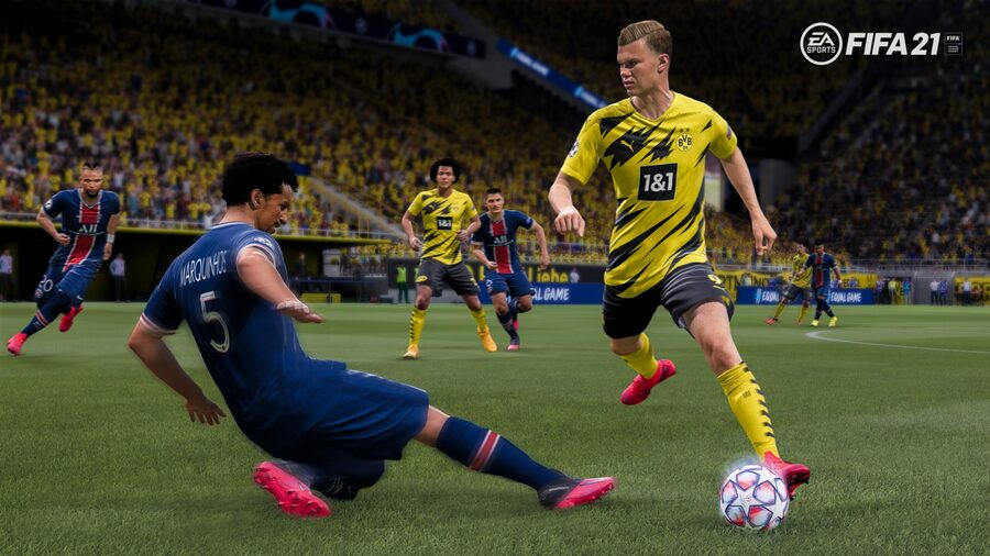 Early FIFA 21 Gameplay Seems To Have Leaked Online