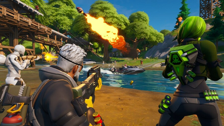 Fortnite Will Be Available On Xbox Series X At Launch
