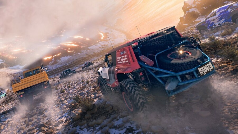 Forza Horizon 5 'Looks Very Good' On Xbox One