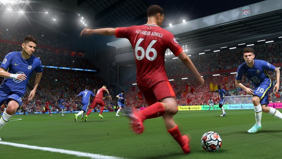 FIFA 22 Fans Are Loving This Year's Gameplay, But Some Pro Players Aren't