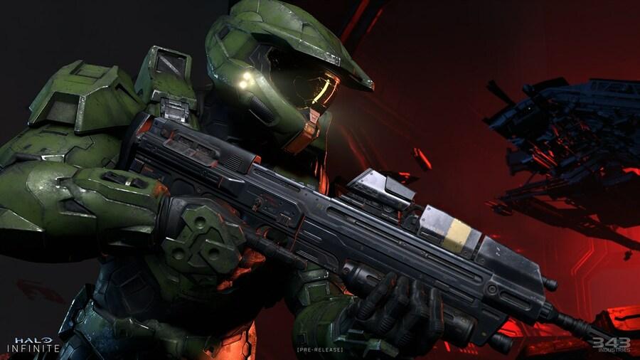 Random: Team Xbox Tweets The Perfect Response To Halo Infinite Leak
