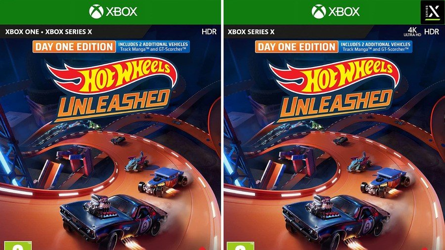Hot Wheels Unleashed's Retail Release Is Causing Confusion For Xbox Owners