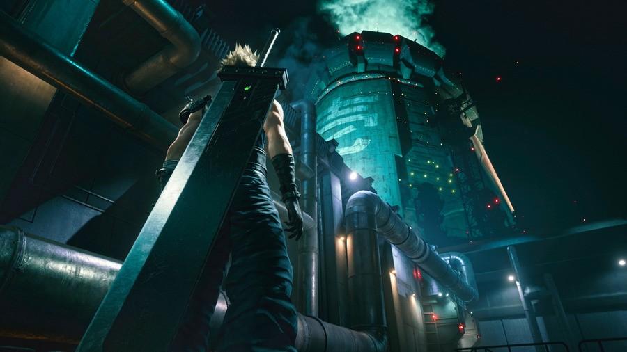 Final Fantasy VII Remake Intergrade A Timed PS5 Exclusive
