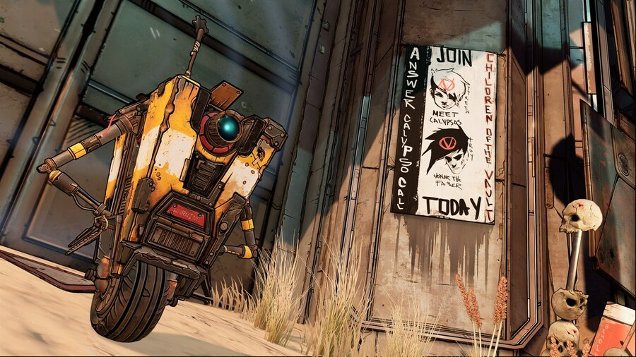 Microsoft Was Reportedly Interested In Acquiring Gearbox Software