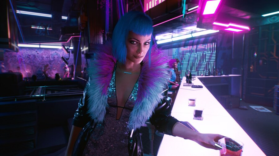 Cyberpunk 2077 Is Also Freezing For Some Players On Xbox Series X
