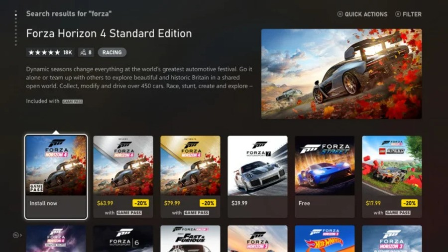 Poll: How Are You Getting On With The New Xbox Store?