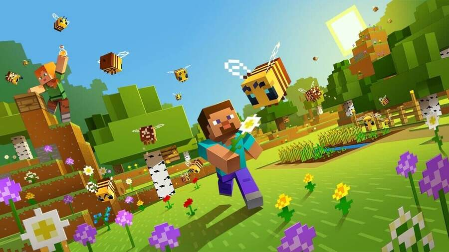 Mojang Is Reportedly Working On Two Brand-New Minecraft Games