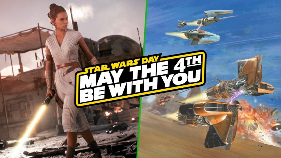 Deals: The Force Is Strong With This Star Wars Sale, Now Live On Xbox