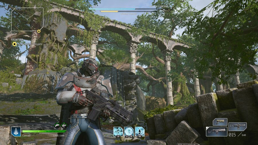 Outriders First Patch Drops On Xbox Next Week