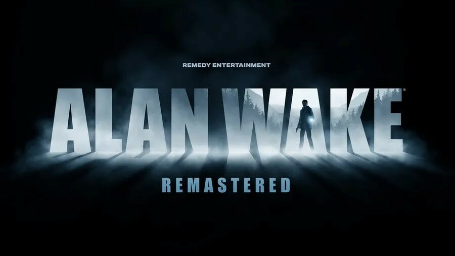 Alan Wake Remastered Coming To Xbox This Year