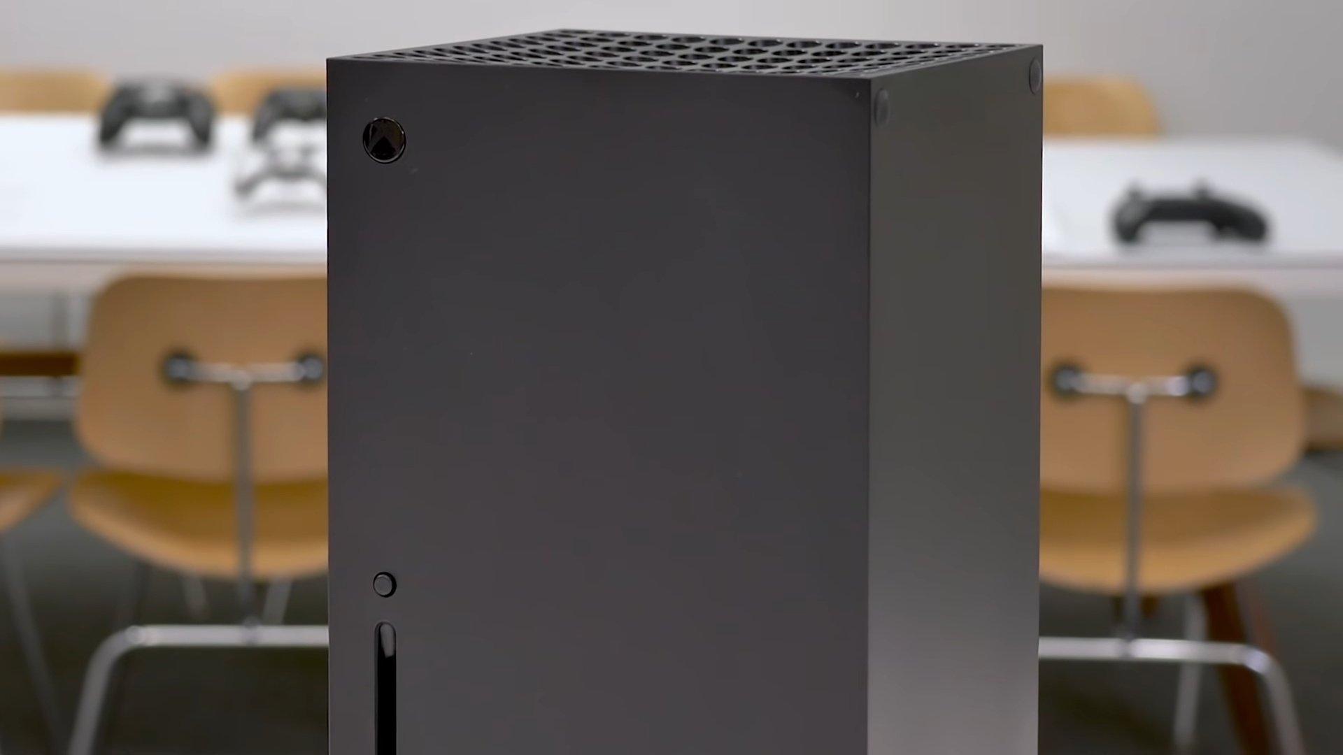 The Xbox Series X Has Four Tiny Rubber Feet For Horizontal Orientation Xbox News