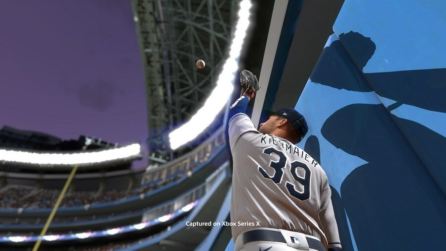 MLB The Show 21 Receives Heavy Xbox Advertising At Toronto Blue Jays Game