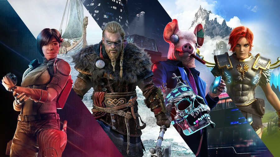 Deals: New Ubisoft Forward Sale Now Live On Xbox, 150+ Games Included