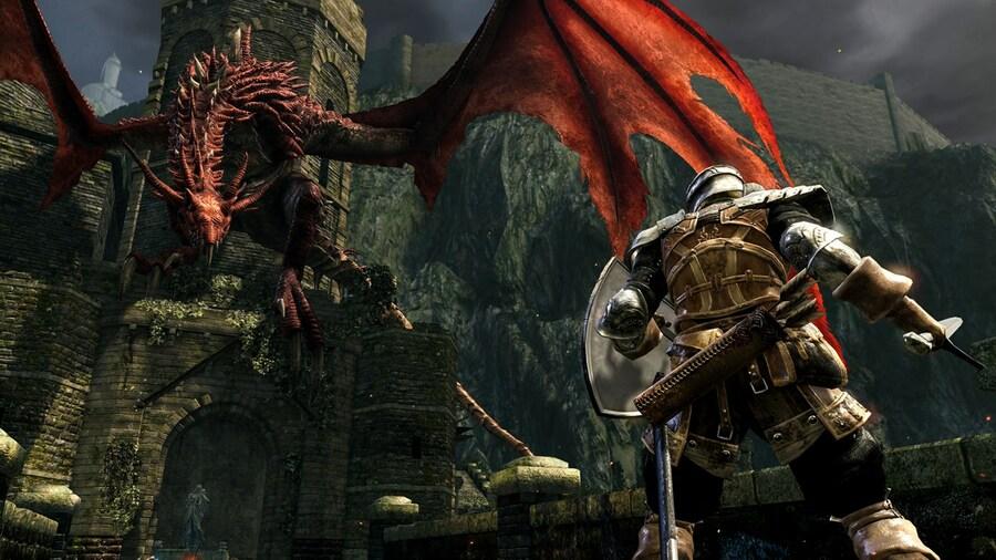 Dark Souls Is Ten Years Old Xbox