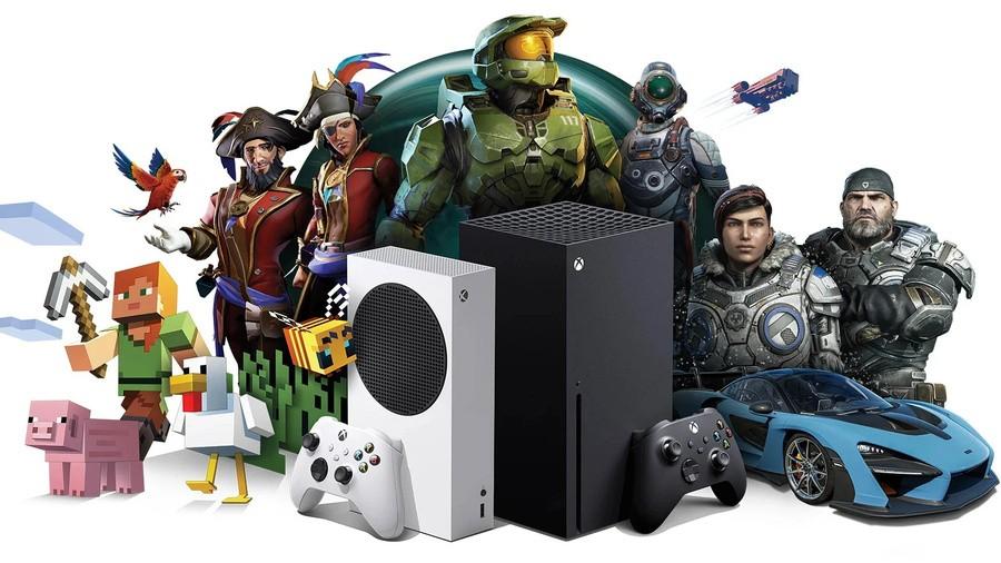 Chiffre d'affaires Xbox en hausse de 11% dans les résultats du quatrième trimestre de l'exercice 21, grâce aux ventes de la série X|S