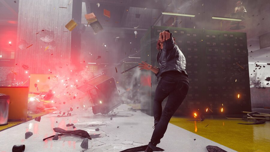 Remedy Announces Control Is Heading To Xbox Series X