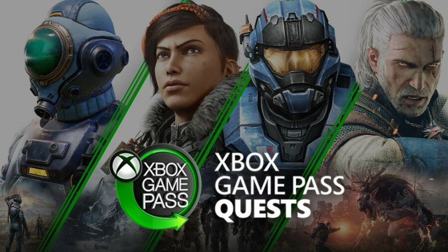 Xbox Game Pass Quests March 2021