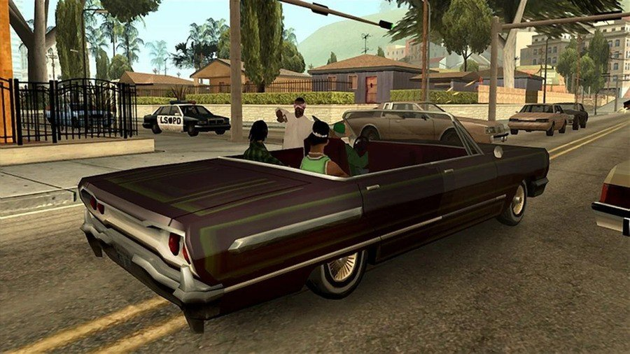 New Leaks Provide Further Evidence Of GTA Remastered Trilogy