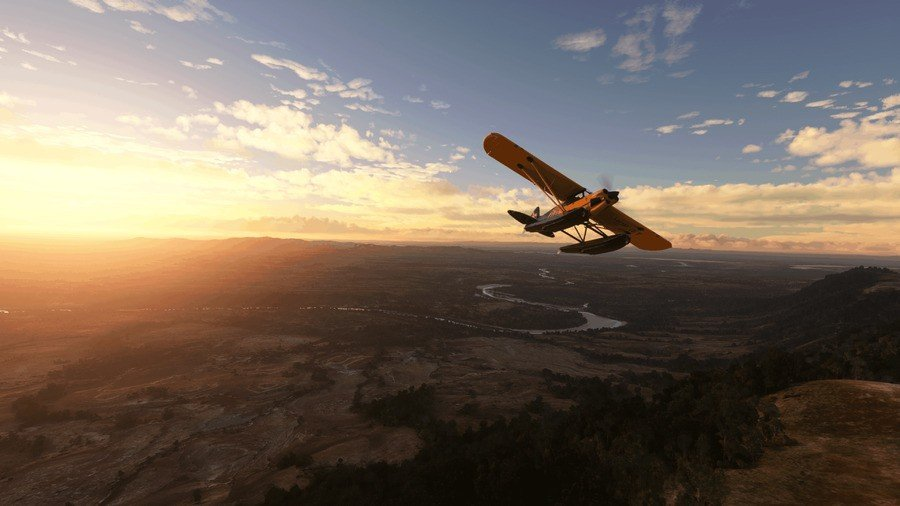 Yes, There's A Way To Play Microsoft Flight Simulator Offline On Xbox